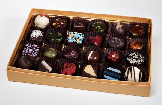sweet paradise chocolate made on maui