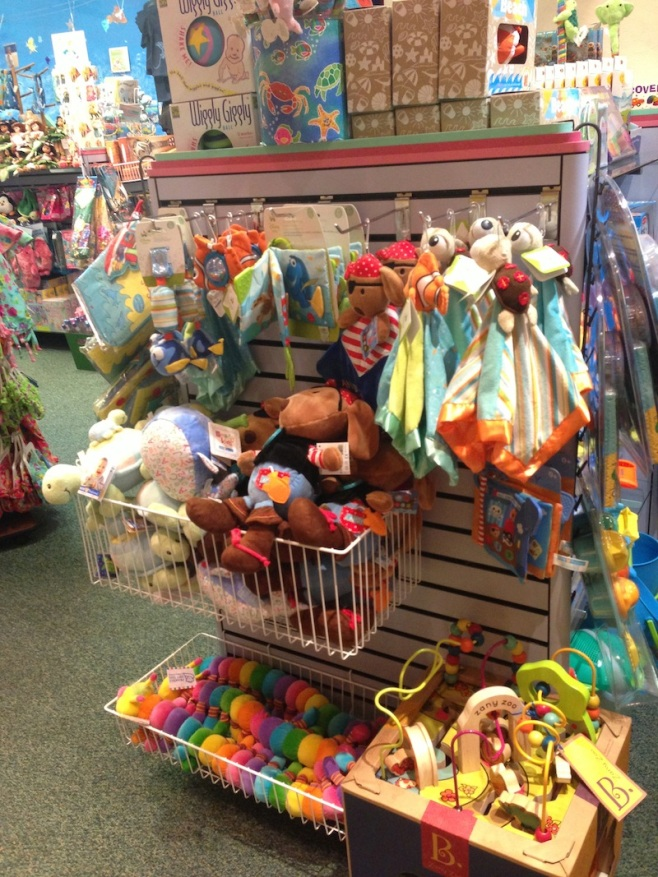 Baby Childrens Toys and Gifts at Maui Ocean Center store