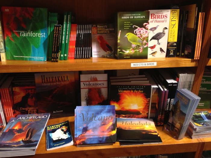 Insect and Birds of Hawaii books on Maui
