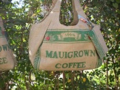 Da Kine Tote Bag - Coffee Burlap Bag