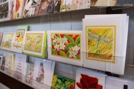 Greeting Cards by Erica Collins