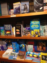 fish id books, on maui