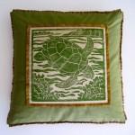 green.turtle.pillow.hawaii