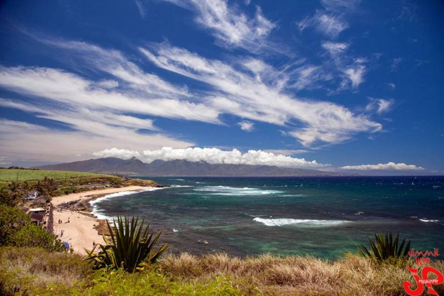 Jimmie Hepp Hookipa Maui Hawaii Ocean Surf