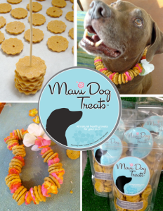 Maui Dog Treats - All Natural Made on Maui