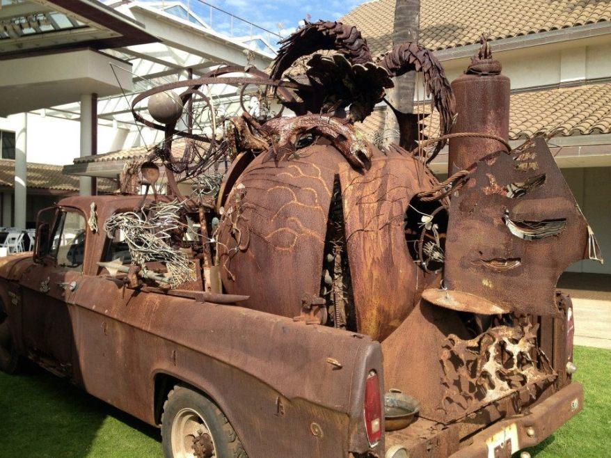 metal truck padilla artwork