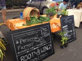 Fresh Produce from Maui