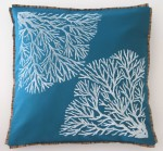 turqoise_coral_pillow_cover