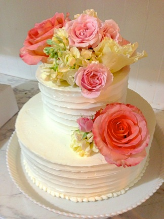 Maui Sweet Cakes Wedding Cake Maui