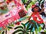 blankets.baby.aloha.hawaii.floral.tropical