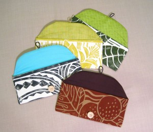 clutch hawaiian design made in Hawaii