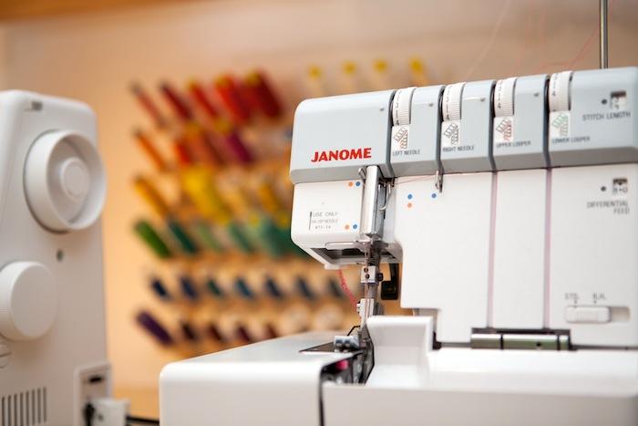 Sewing Machine Maui Clothing Designer