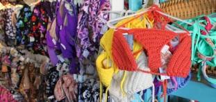Crocheted Bikinis