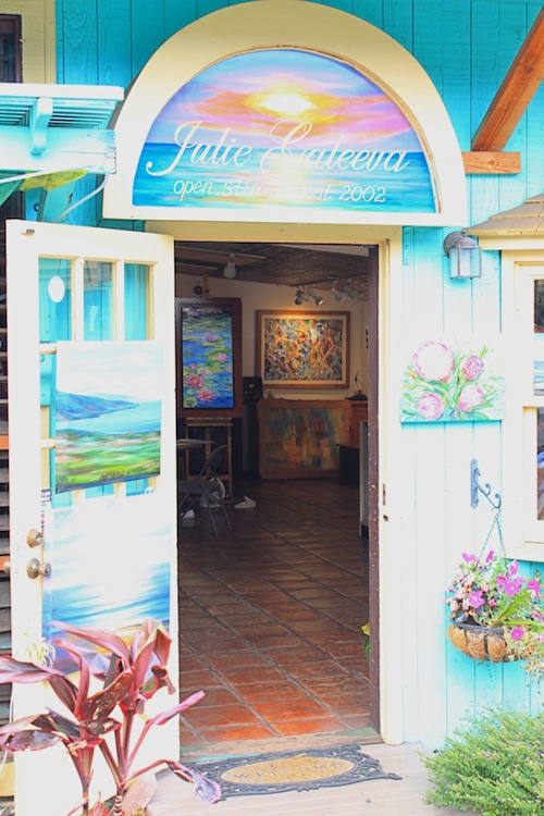 Welcome to Martin Lawrence Galleries in Lahaina, Maui