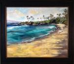 Kapalua.Bay.Original.Painting.Jordanne