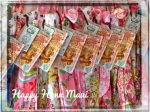 Happy honu maui colorful clotheslabels