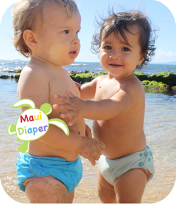 cloth diapers made on maui hawaii