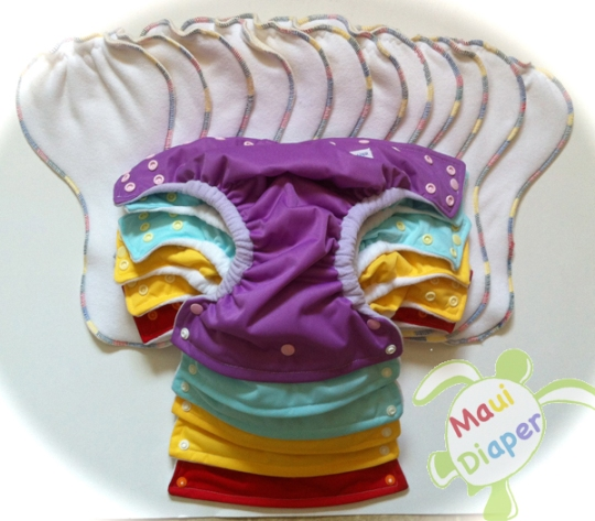 cloth diaper one size fits all