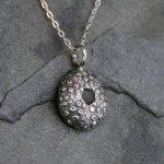 sea.urchin.pendant.silver