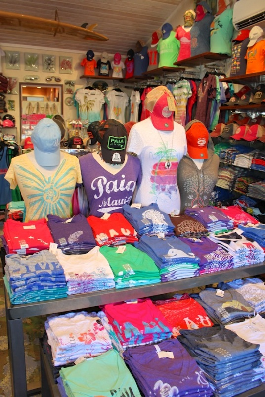 tshirt shop paia hat