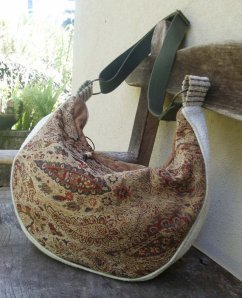 tapestry bag handmade on maui hawaii
