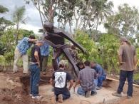 Andaz Maui Opening Artwork Wailea