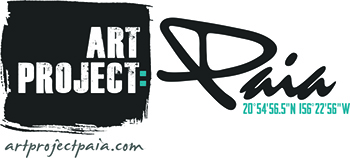 Art Project Paia Maui New Logo