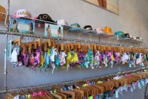 bathing suits esky flavor trucker hats