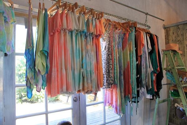 Colorful dresses and cover ups paia maui hawaii