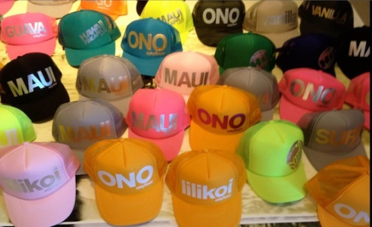 Esky Flavor Hats color variety
