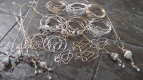maui made earrings bracelets necklaces silver gold