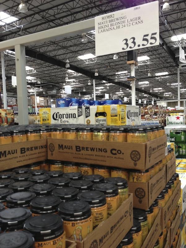 buy beer maui costco hawaii