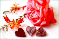 Heart Shaped Candy Maui Wedding Favors