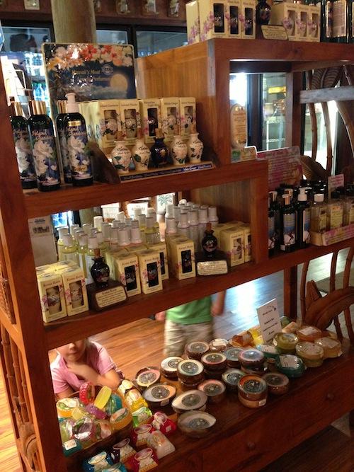 Maui Rain Perfume and Candles and Lotion
