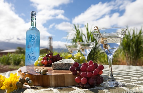 Ocean Vodka Sugar Cane Photo