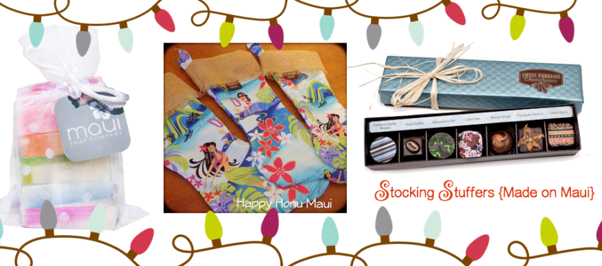 Hawaii Christmas Stocking Stuffer Gift Idea