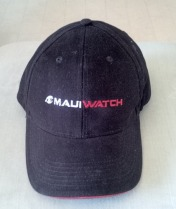 Maui Watch Facebook hat Logo Gear
