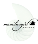 maui dive girl jewelry design hawaii seashell