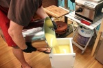 making soap by hand on maui natural ingredients