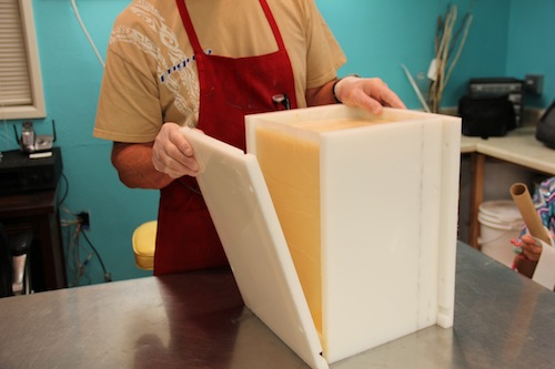 soap process making handcrafted natural ingredients maui