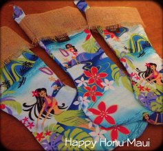 handmade christmas stockings maui hawaii