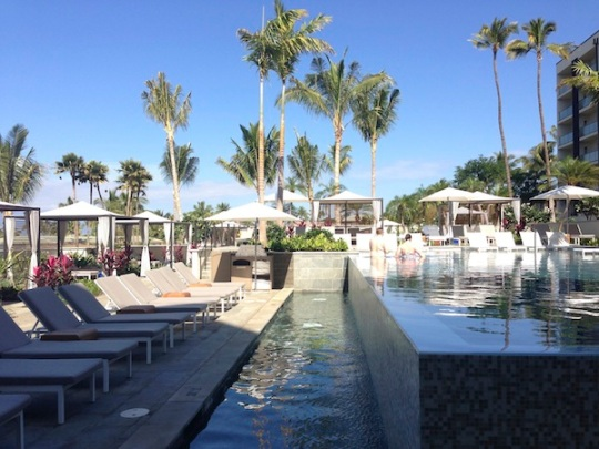 andaz maui valentines gift pool spa day