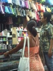 zipper shopping