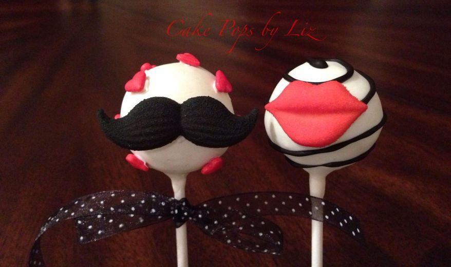 valentines cake pops by liz