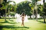 Bridal Bikini Hawaii Swimsuit Bridesmaid