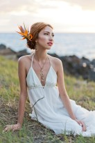 Hawaii Maui Wedding Dress Trends
