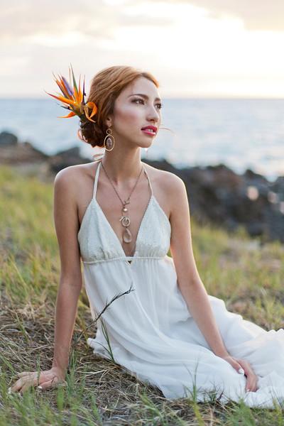 Hawaii Maui Wedding Dress Trends