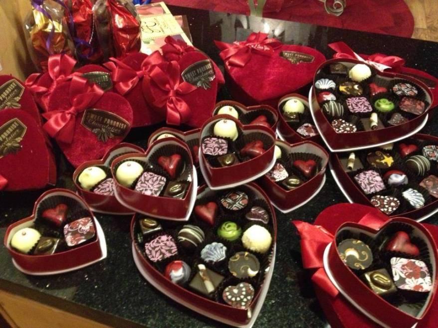 handmade chocolates made on maui
