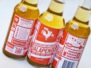 jalapeño mild hot sauce maui hawaii rooster