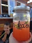 cute kid mason jar straw